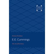 e. e. cummings: The Art of His Poetry (Paperback)