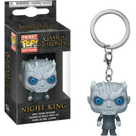 FUNKO POP! KEYCHAIN: Game of Thrones - S9 - Night King (Night's King)