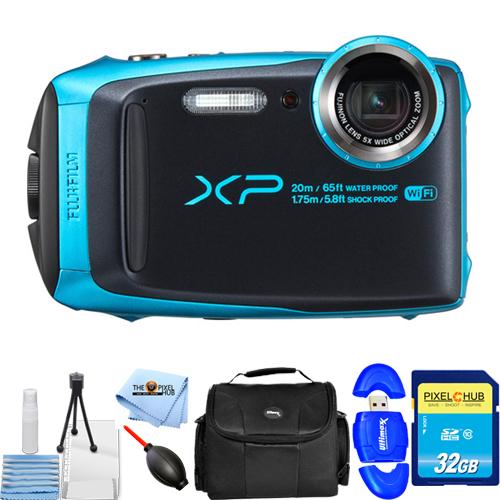 UNASSIGNED Fujifilm FinePix XP120 Digital Camera (Sky Blu...