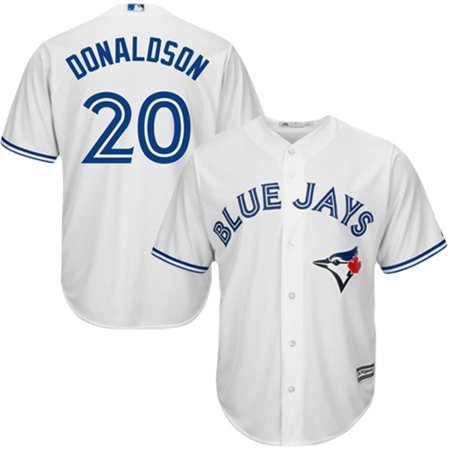Toronto Blue Jays Jersey (Josh Donaldson Toronto Blue Jays Majestic Youth Cool Base Player Jersey - White )
