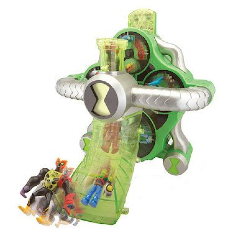 Ben 10 Ultimate Alien Alien Creation Laboratory Playset by Bandai America Inc.