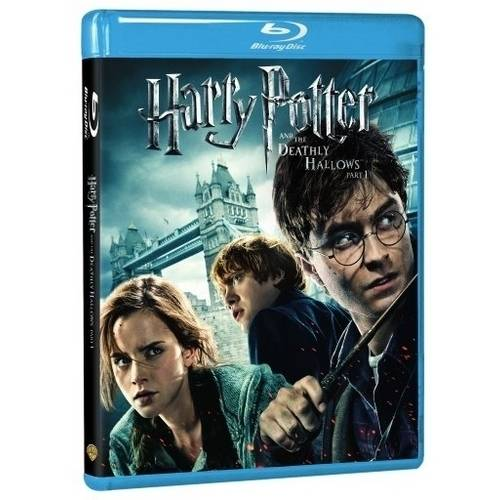 Harry Potter And The Deathly Hallows, Part I (2-Disc Special Edition) (Blu-ray) (Walmart Exclusive) (With INSTAWATCH))