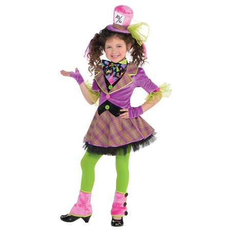 Mad Hatter Child Costume - Medium - Baby Boy Mad Hatter Costume