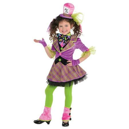 Mad Hatter Costume Toddler (Mad Hatter Child Costume -)