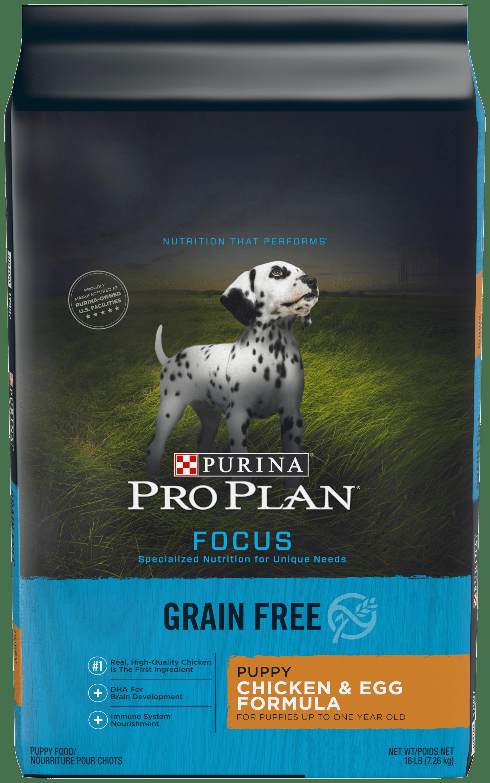 Purina Pro Plan FOCUS Grain Free Formula Dry Puppy Food 16 lb. Bag by Nestlé Purina PetCare Company