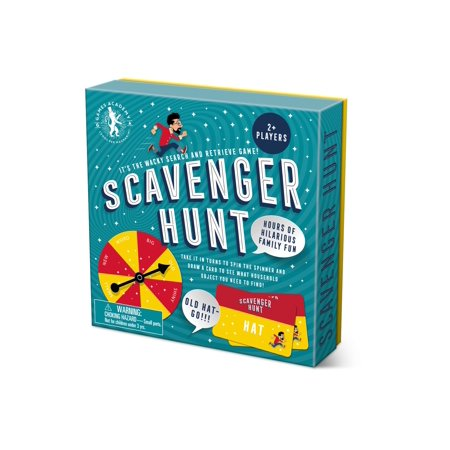 Scavenger Hunt (Halloween Scavenger Hunt Ideas Classroom)