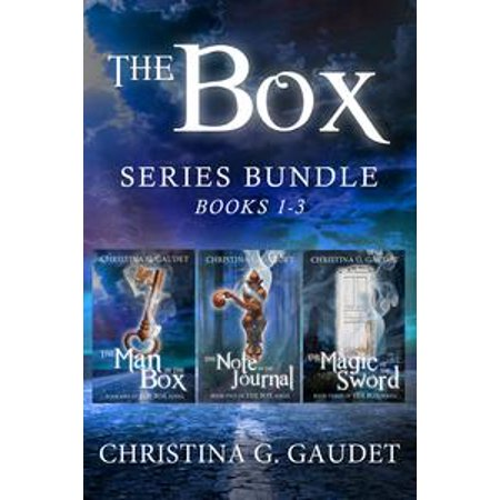 The Box Series Bundle 1 (The Man in the Box, The Note in the Journal, The Magic of the Sword) - eBook (He Man Power Sword)