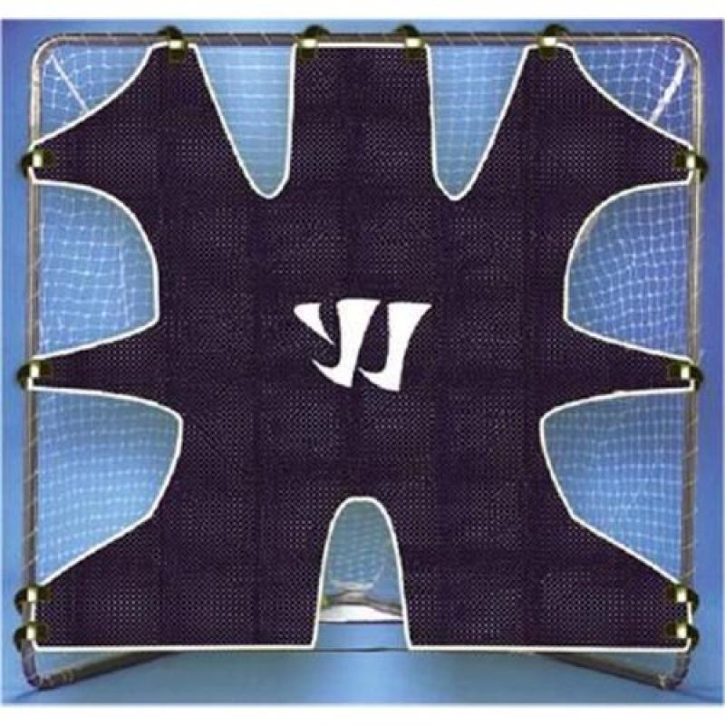 Warrior Monster Shooting Target (One Size, Blue) by