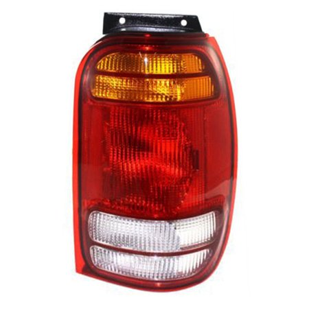 NEW PASSENGER SIDE TAIL LIGHT FITS FORD EXPLORER 98-01 FO2801120 F87Z 13404 AC F87Z13404AC F87Z-13404-AC (Ford Explorer Tail Light Replacement)