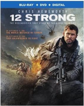 12 Strong (Blu-ray + DVD + Digital) by