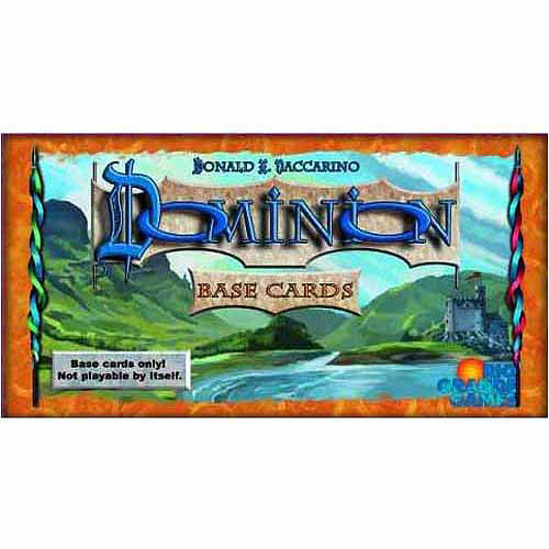 Rio Grande Games Dominion Base Cards