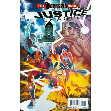 DC Justice League #46 The Darkseid War Part 6](Justice League War Wallpaper)