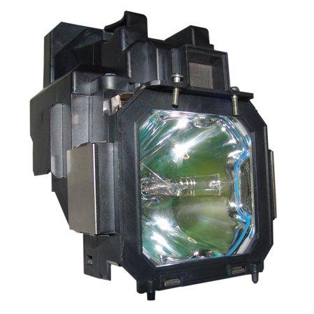 Original Philips Projector Lamp Replacement with Housing for Panasonic ET-SLMP105 - image 4 de 5