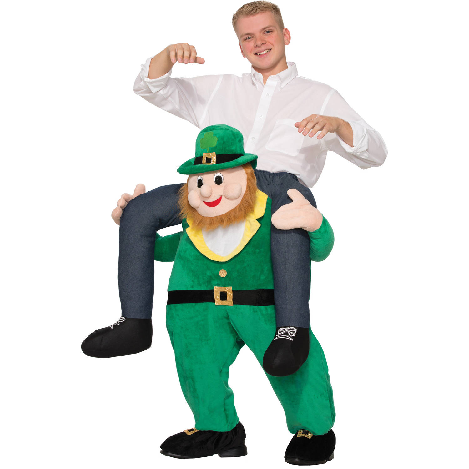 Once Upon A Leprechaun Adult Halloween Costume