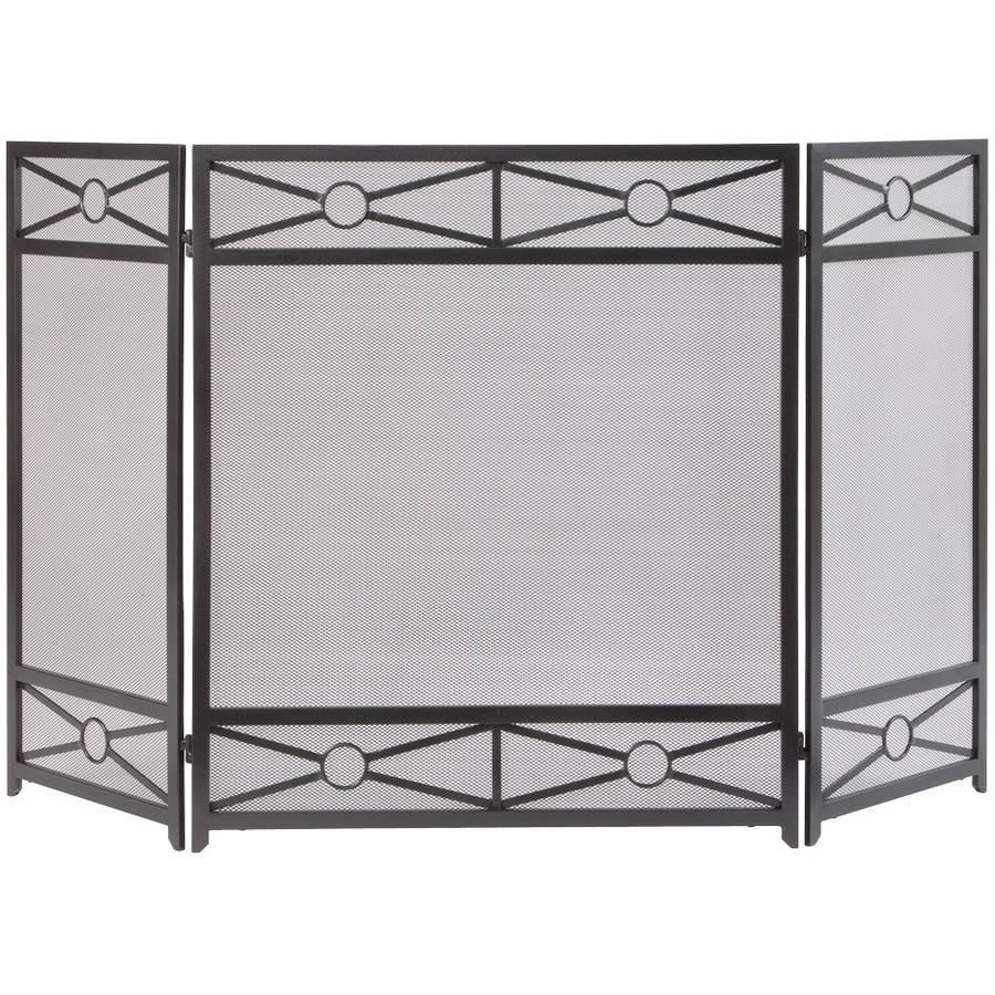 Pleasant Hearth Sheffield Fireplace Screen, FA146S