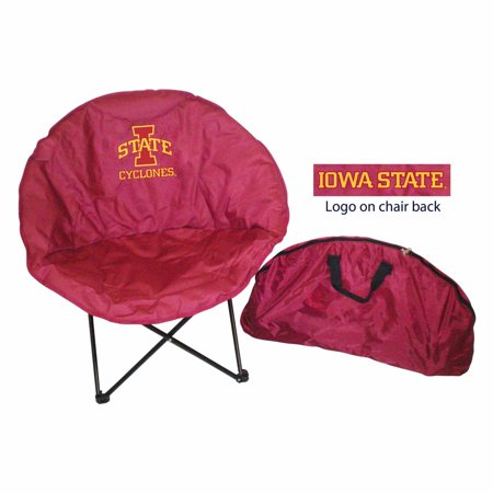 Rivalry Collegiate Round Chair (Nebraska Lounger)