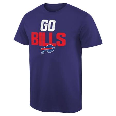 b7ca708db Buffalo Bills NFL Pro Line Mantra T-Shirt - Royal - Walmart.com