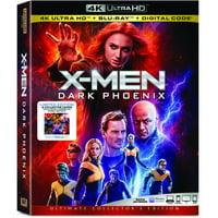 X-men: Dark Phoenix (Walmart Exclusive) (4K Ultra HD + Blu-ray + Digital)