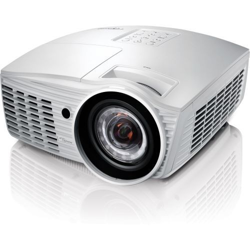 Optoma Eh415st 3d Ready Dlp Projector - 1080p - Hdtv - 16:9 - Front, Rear, Ceiling - 280 W - 3000 H - image 1 of 1