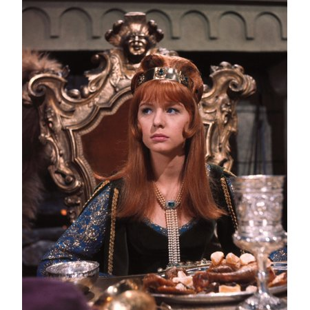 The Masque Of The Red Death Jane Asher 1964 Photo