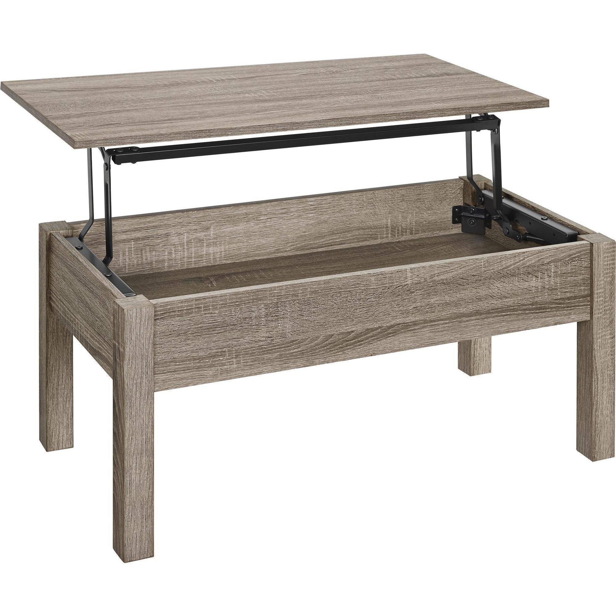 Image Gallery Lift Top Coffee Table