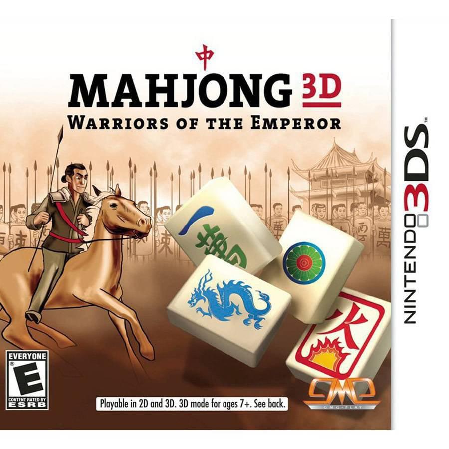 Mahjong 3D (Nintendo 3DS)