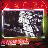 Zappa In New York (40th Anniversary) (CD)