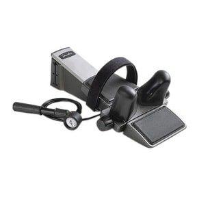 Saunders cervical HomeTrac w/adjustable halter, carrying case and user guide Adjustable Cervical Traction Halter