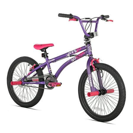 X Games 20 In  Freestyle Purple Bike