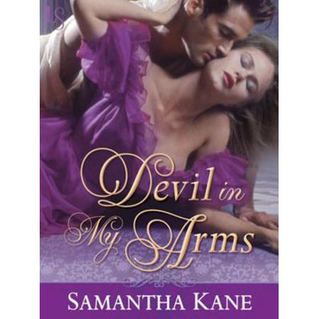 Devil in My Arms - eBook