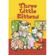 Buy Enlarge 0-587-00363-4P12x18 Three Little Kittens- Paper Size P12x18