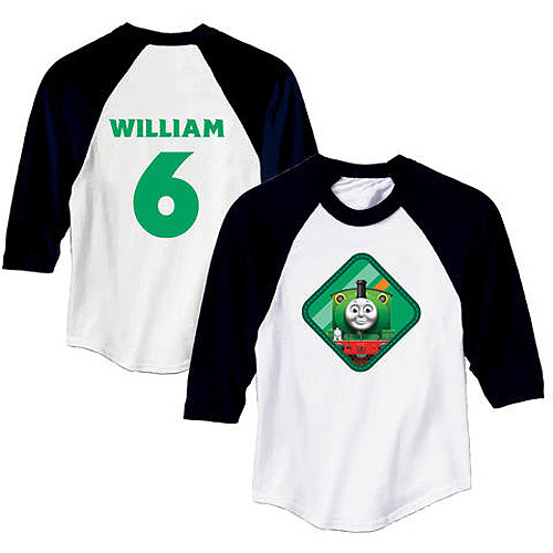 Personalized Thomas & Friends Percy Boys' Sports Jersey