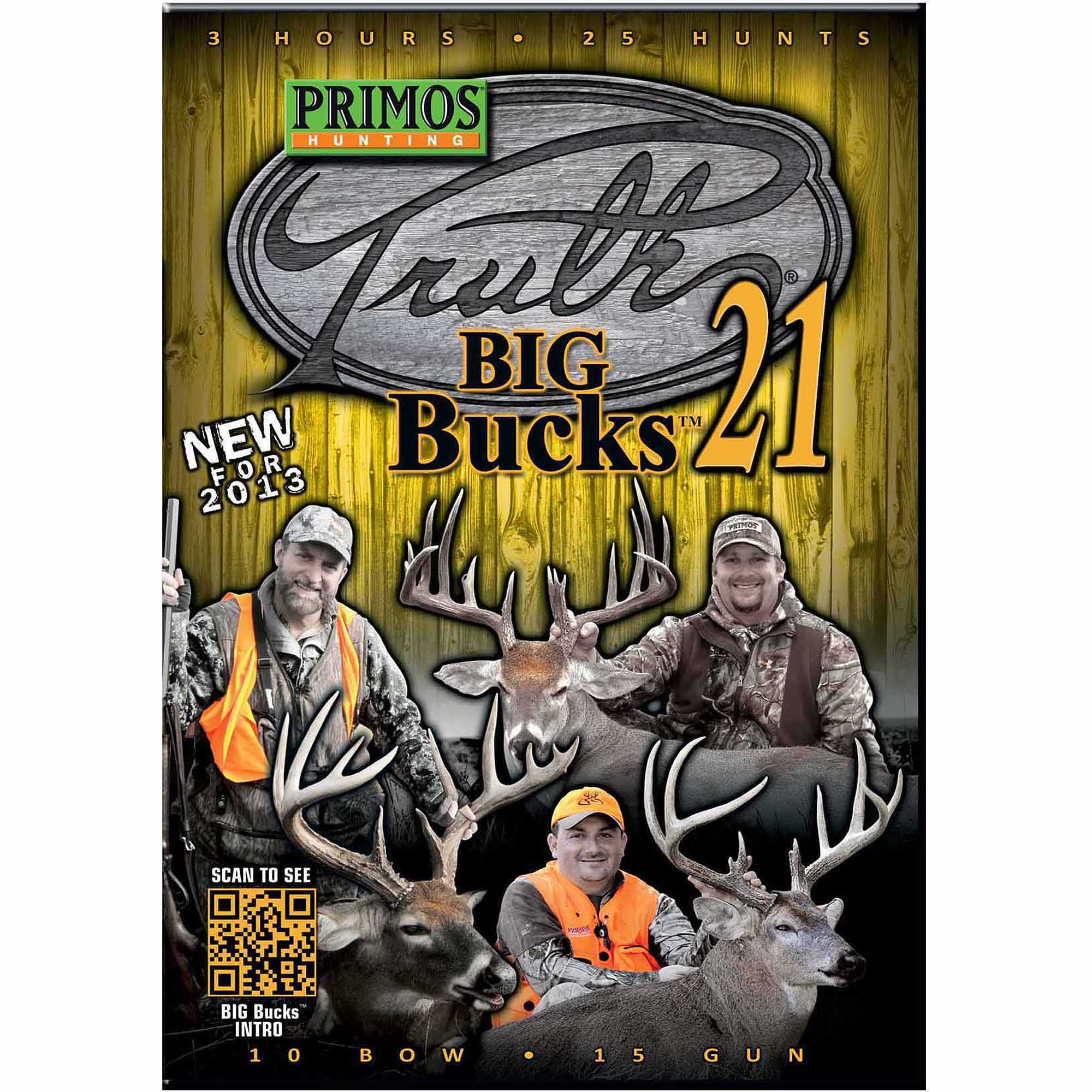 Primos Truth 21 DVD, Big Bucks