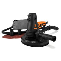 WEN 10-Amp Variable Speed Handheld Drywall Sander with Sandpaper, Dust Hose and Collection Bag, 6362