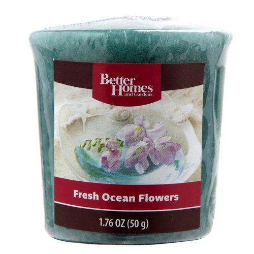 Better Homes&gardens Bhg Votive - Fresh Ocean Flowers