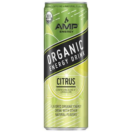 Amp Organic Energy Drink
