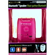 Best Cube Speakers - Xtreme Wireless Bluetooth Cube Pink Speaker with Built-In Review