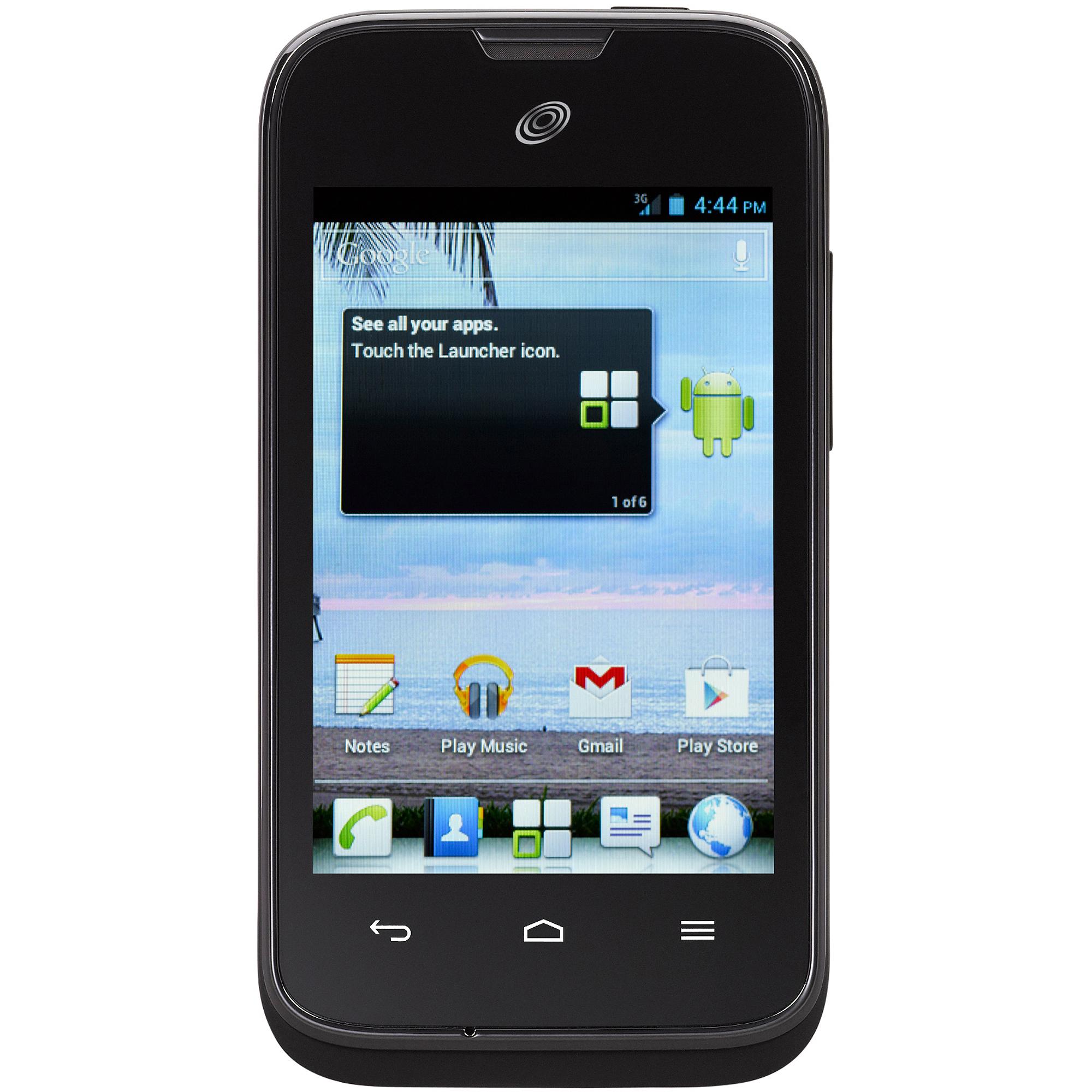 Net10 Huawei Inspira Android Prepaid Smartphone