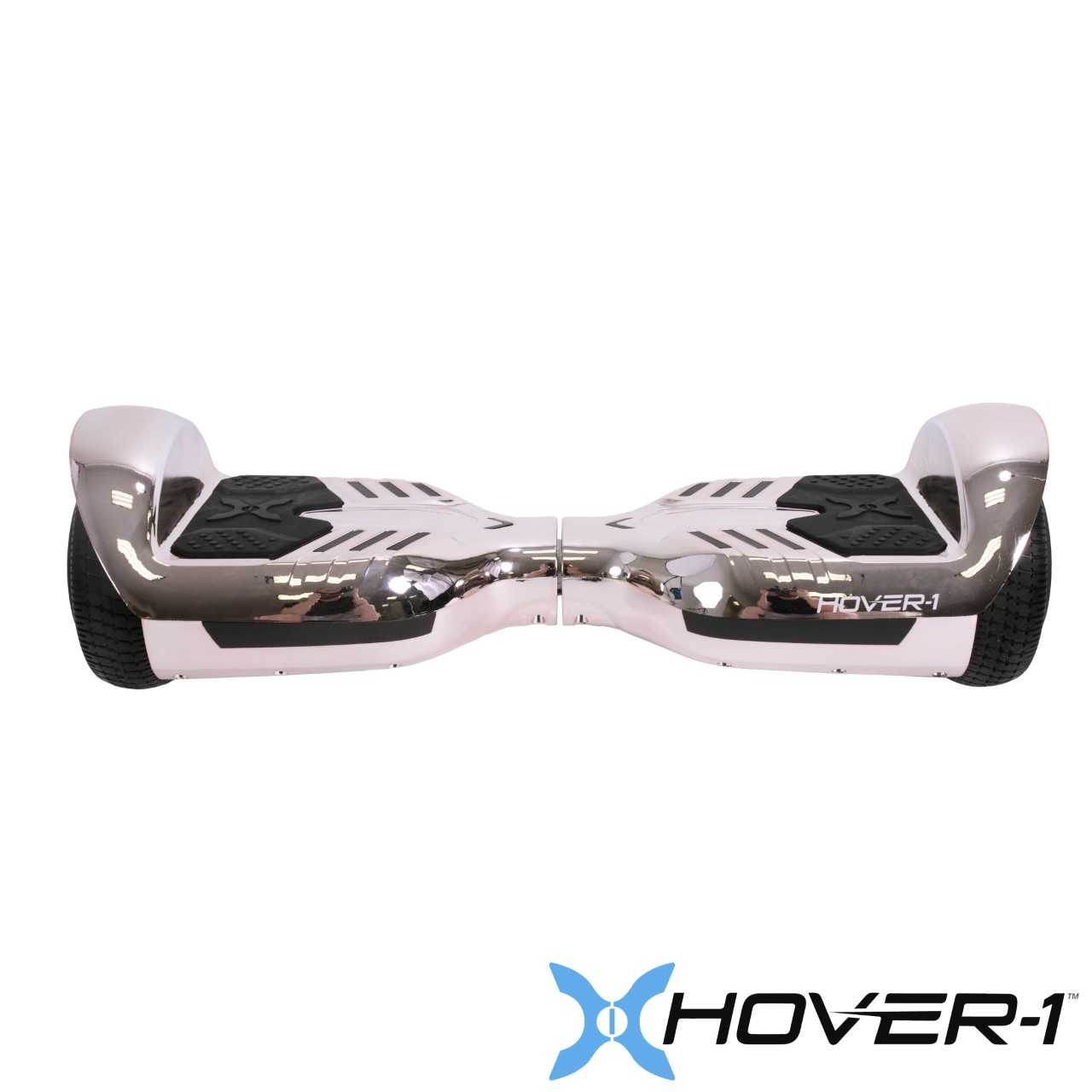 Hover 1 Superstar Electric Self Balancing Hoverboard with LED Lights, Bluetooth Speakers, and App Connectivity, Rose Gold