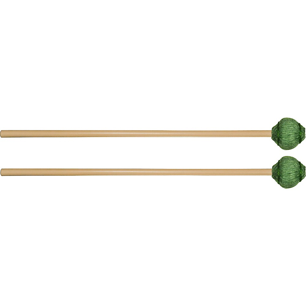 Vic Firth Corpsmaster Andrew Markworth Keyboard Mallets Soft Vibe Yarn by Vic Firth