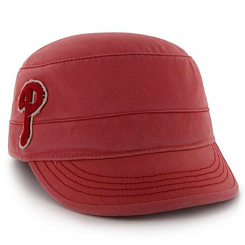 Philadelphia Phillies '47 Women's Dawn Military Adjustable Hat - Red - OSFA