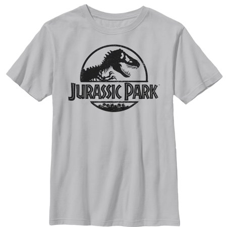 Happy Halloween Trailer Park Boys (Jurassic Park Boys' Classic Black Logo)