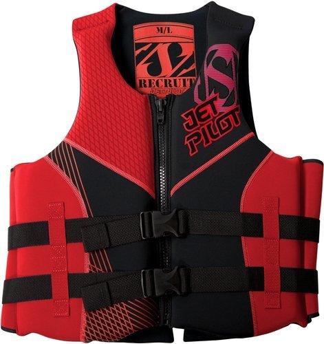Yamaha JetPilot 2015 Neoprene Recruit PFD Life Jacket Vest by Yamaha