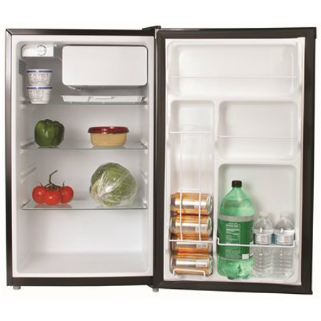 GARRISON 4.4 CU. FT. ENERGY STAR COMPACT REFRIGERATOR, BLACK