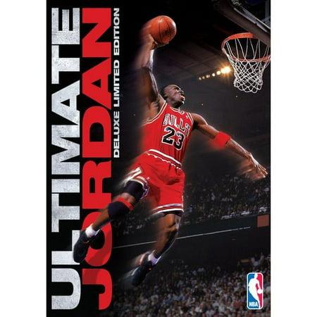 Anderson Ultimate Jordan Deluxe Editio Dvd Std Ff