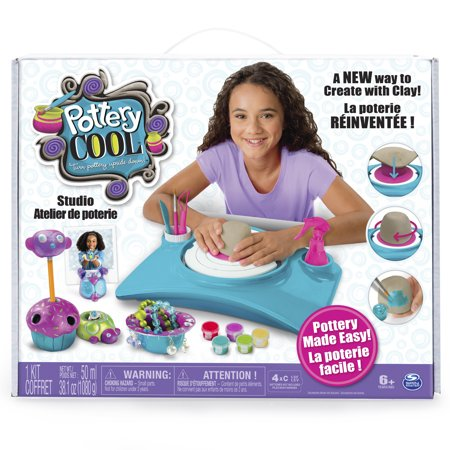 Pottery Cool Studio  By Spin Master