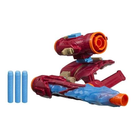 Marvel avengers: infinity war nerf iron man assembler gear (Iron Gear)