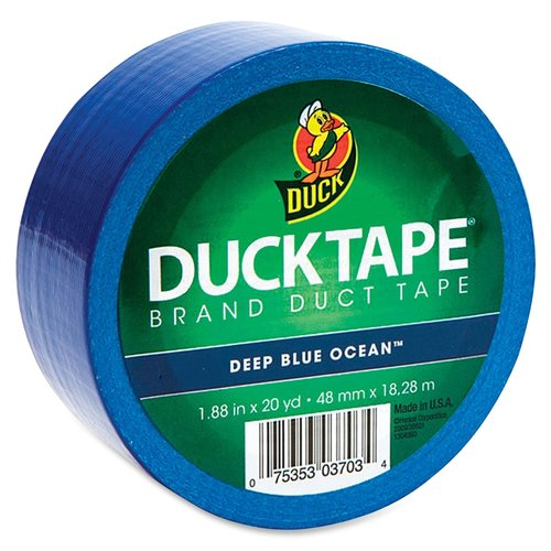 Duck Brand DUC1304959RL Colored Duct Tape