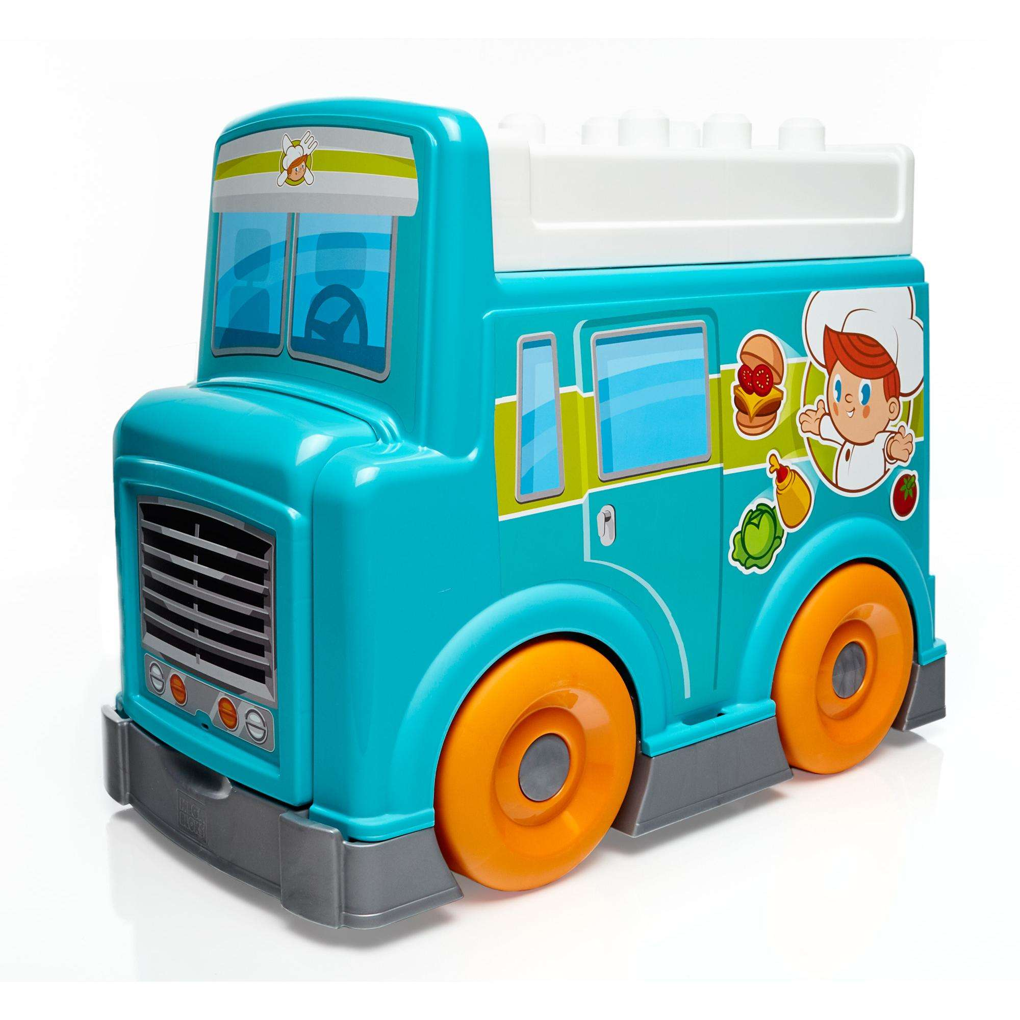 Mega Bloks Food Truck Kitchen