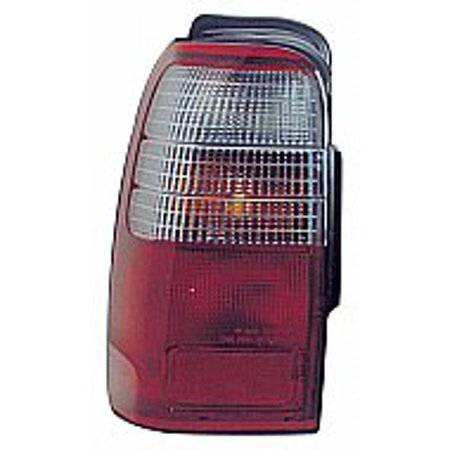 Go-Parts » 1996 - 1997 Toyota 4Runner Rear Tail Light Lamp Assembly / Lens / Cover - Left (Driver) 81560-35120 TO2800122 Replacement For Toyota 4Runner ()